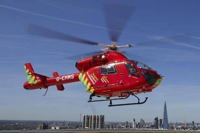 London's Air Ambulance chosen as Master's charity
