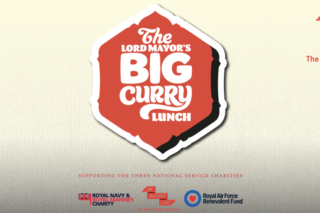 Big Curry Lunch goes virtual for three months of events