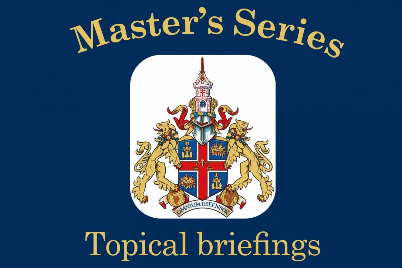 Master's Series will lead key industry debates